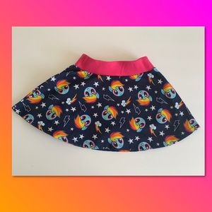 My Little Pony Skirt Size 3T